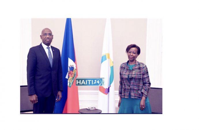 Crise : la Secrétaire Générale de l'OIF encourage le dialogue en Haïti