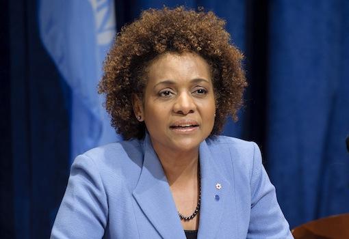 Michaelle Jean préside le comité de normalisation de la Fédération Haïtienne de Football
