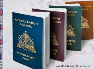 Obtention de passeport : la nouvelle carte d'Identification exigée par la Direction de l'Immigration
