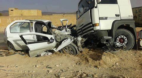 10 morts, 63 blessés graves, bilan des accidents de circulation enregistrés du 11 au 17 janvier 2021