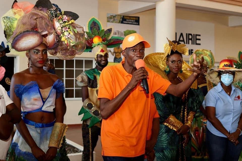 Jovenel Moïse se félicite  de la réussite du carnaval de Port-de-paix
