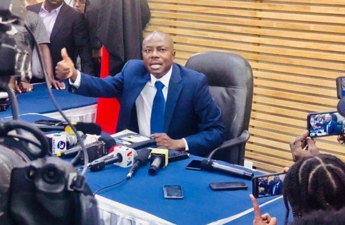 Accord sur la transition : le parti Pitit Desalin n'a pas été invité aux négociations, révèle Jean Charles Moïse
