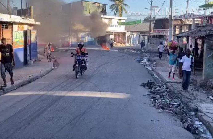 Haïti connait une 2e journée de grève générale