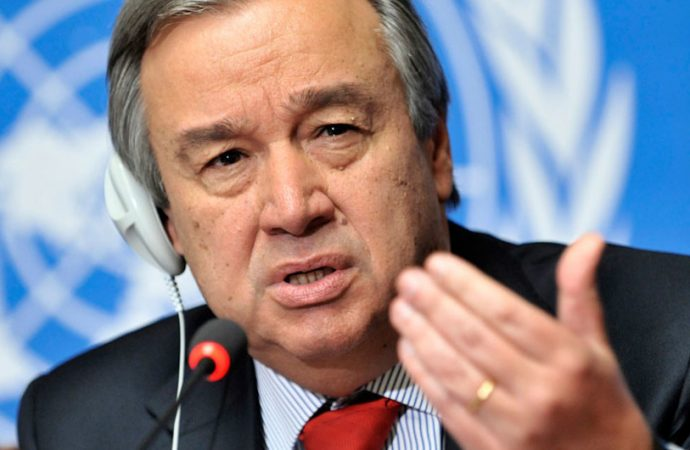 L'ONU favorable à une solution pacifique à la crise haïtienne
