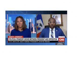 « Le mandat de Jovenel Moïse arrivera à terme en 2022 », insiste Claude Joseph
