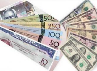 Taux de référence : la BRH affiche 74,58 gourdes pour un dollar US