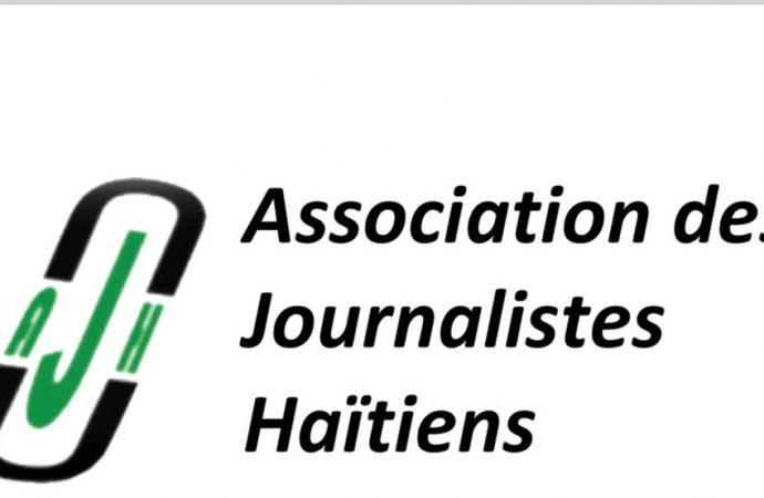 L'AJH dénonce les récents propos de Jovenel Moïse contre les journalistes devant le conseil de sécurité de l'ONU