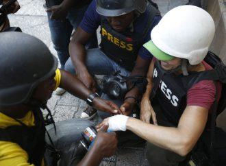 Brutalité policière à l'encontre des journalistes : L'IGPNH prétend ouvrir une enquête