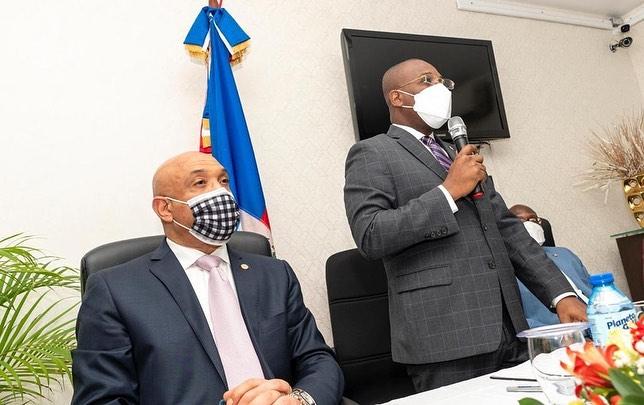 « Jovenel Moïse partira le 7 février 2022 », insiste le Ministre Claude Joseph