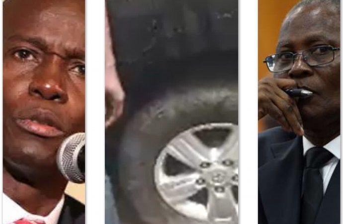 Attaque contre l'ancien président Privert, Jovenel Moïse s'indigne