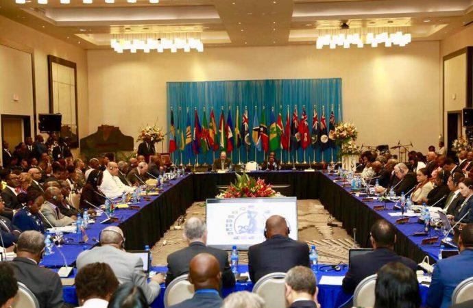 La CARICOM, préoccupée par la situation en Haïti, encourage un dialogue constructif entre les acteurs