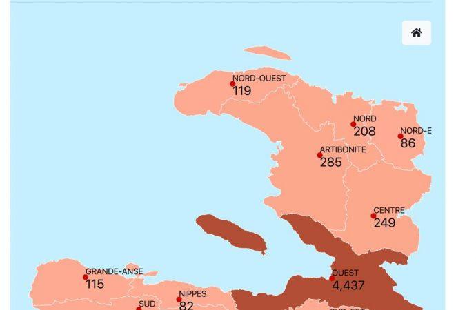 Le MSPP dément que Port-de-Paix et Léogâne sont frappés par une épidémie de fièvre