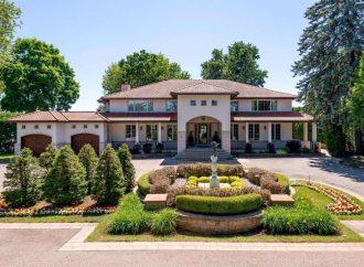 Une villa de 4,25 millions de dollars acquise par la famille Célestin à Montréal, l'ULCC ouvre une enquête