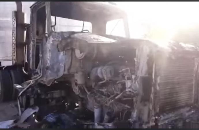 Carnaval-Insécurité : Un char musical incendié à l'entrée des Gonaïves