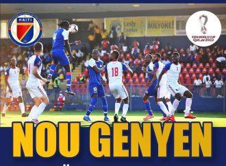 Eliminatoires de la coupe du monde 2022 : Haïti a battu le Belize
