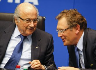 Football –  Fifa: Sepp Blatter suspendu jusqu'en 2028 et Jérôme Valcke jusqu'en 2032