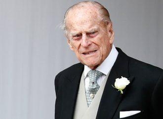 Décès du prince Philip, époux de la reine Elizabeth II d'Angleterre